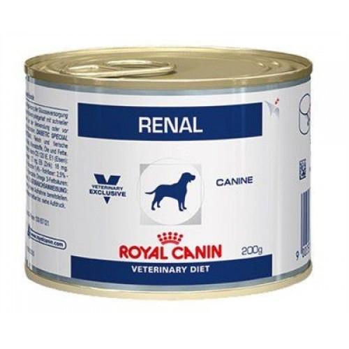 ROYAL CANIN VETERINARY DIETS DOG RENAL LATTINA 200 GR