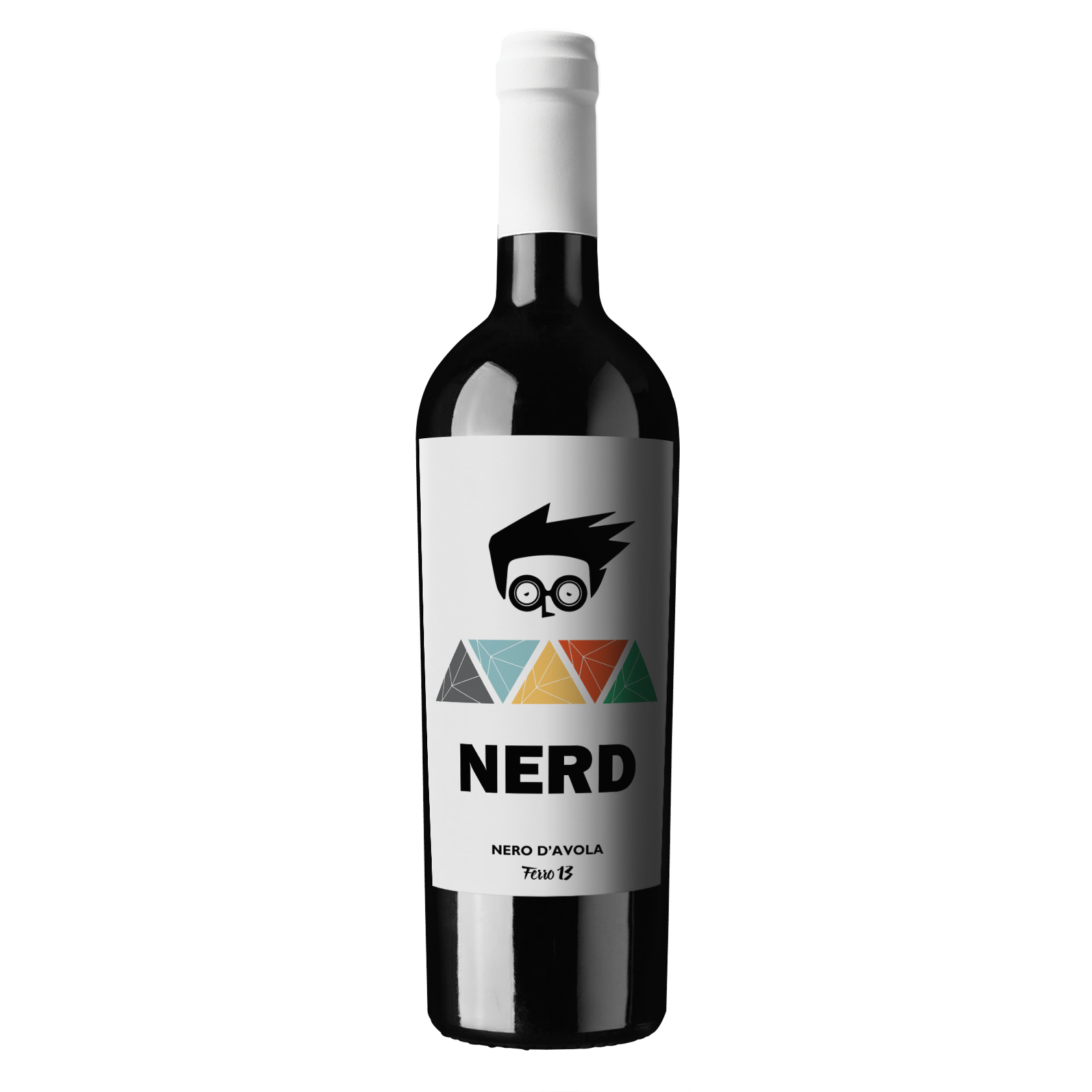 Vino Nerd Nero D'Avola Sicilia DOC CL.75