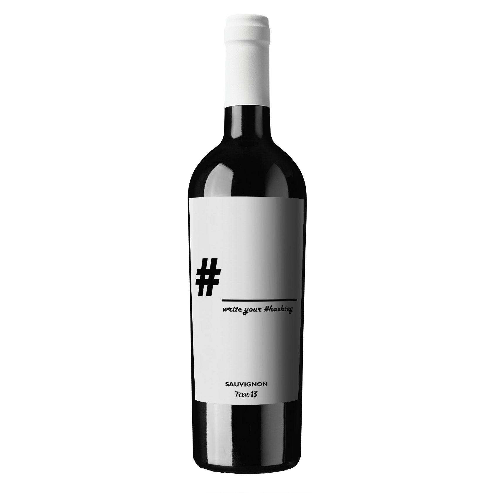 Vino Hashtag Sauvignon CL.75