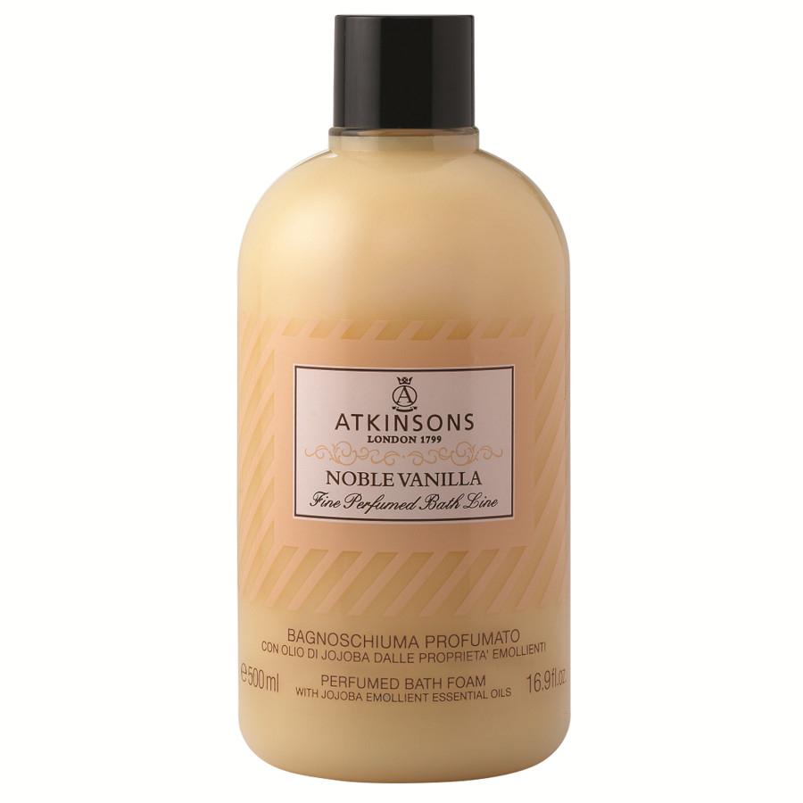 ATKINSONS Noble Vanilla Bagnoschiuma 500ml
