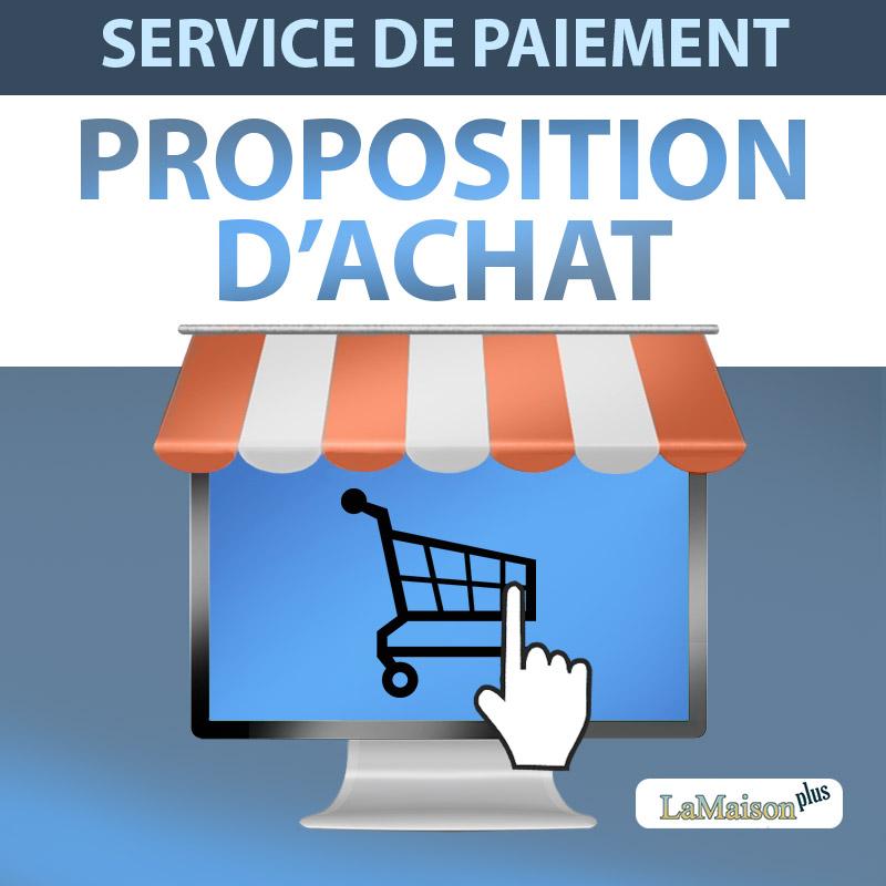 PROPOSITION D'ACHAT NUM. 508/2020 - M. Delauzanne