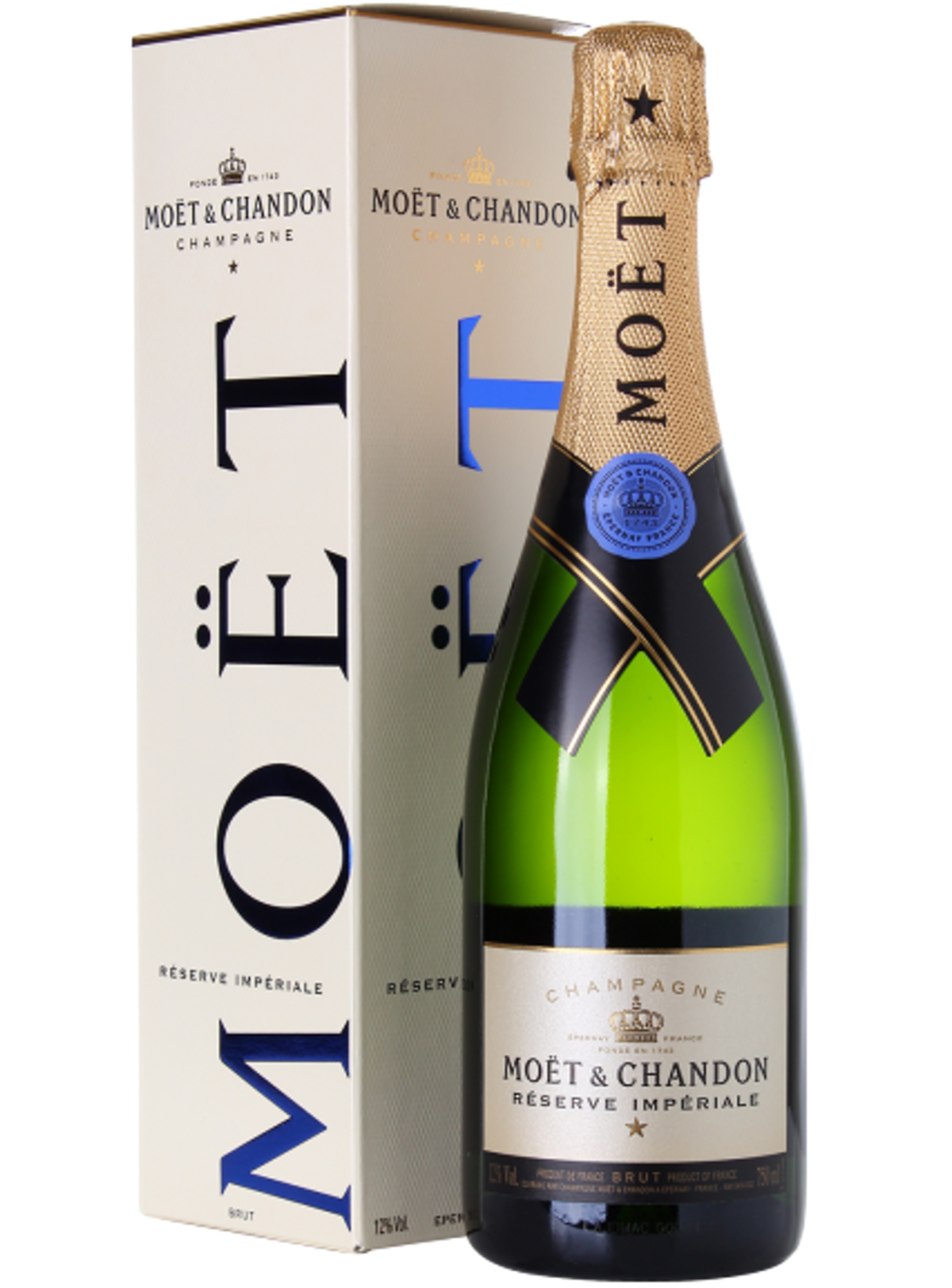 Champagne Moet & Chandon Riserva Imperiale CL.75
