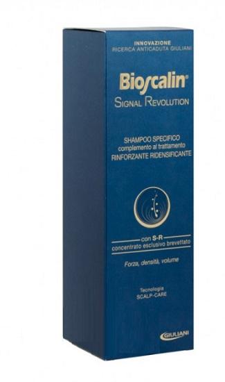 Bioscalin signal revolution shampoo 200 ml