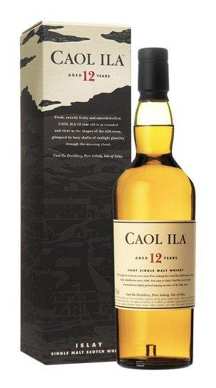 Whisky Caol Ila Islay 12 anni CL.70