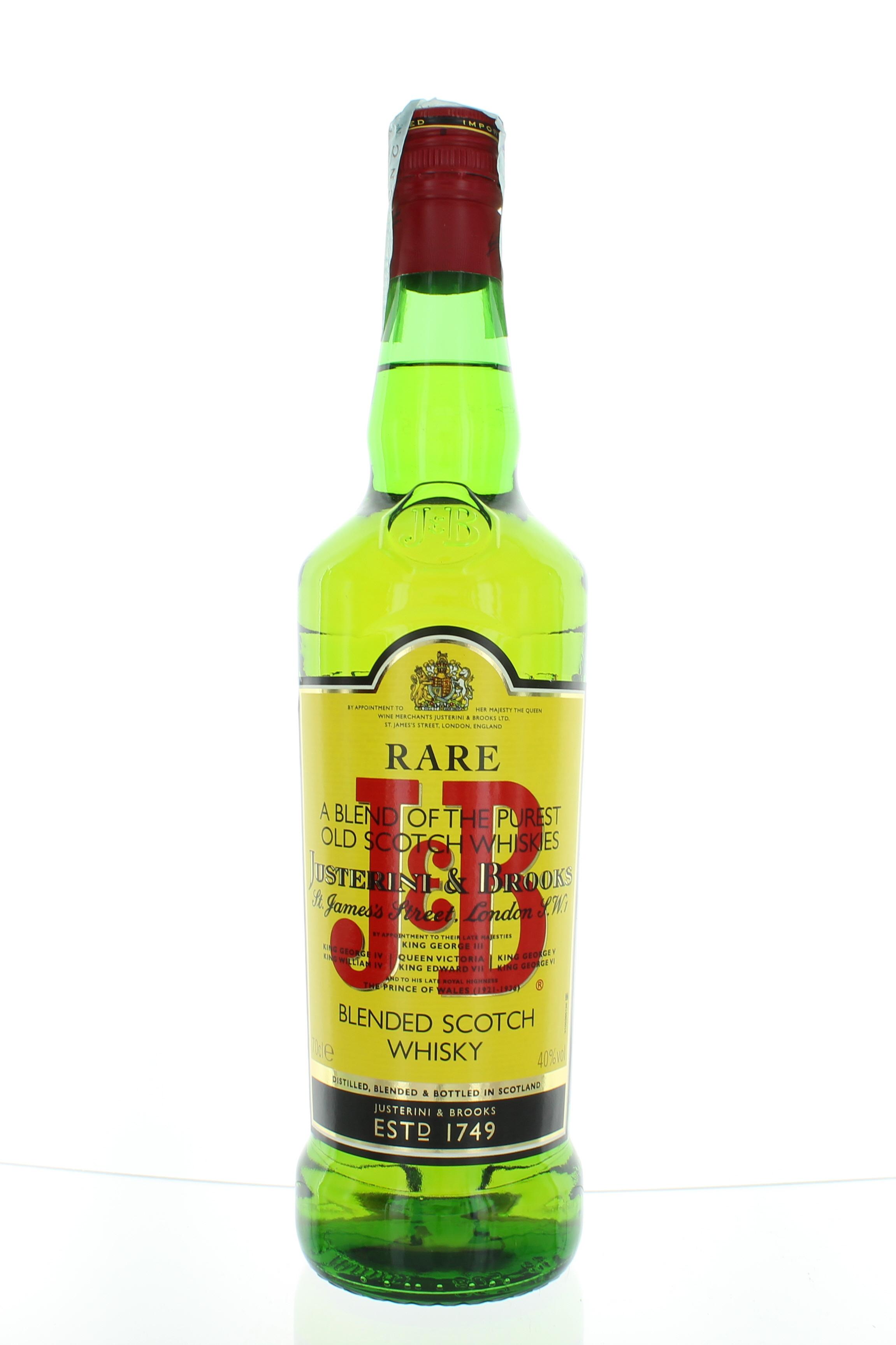 Whisky J&B LT.1