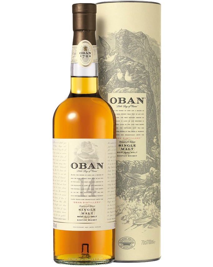 Whisky Oban Scotch 14 anni CL.70