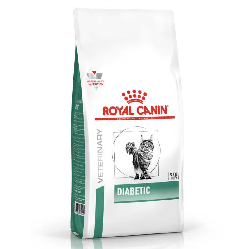 ROYAL CANIN VETERINARY DIETS CAT DIABETIC 1,5 KG