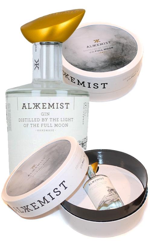 Gin Alkkemist Full Moonconf. CL.70