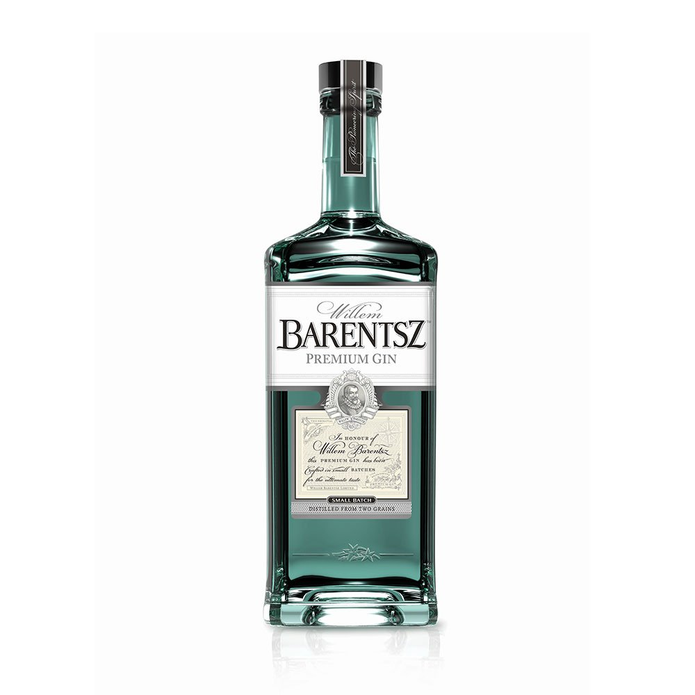 Willem Barentsz Premium Gin CL.70