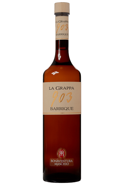 Grappa 903 Barrique Maschio CL.70