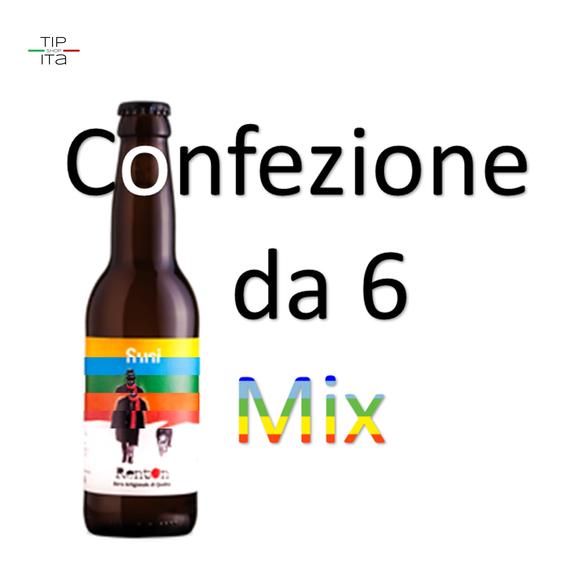 Birra Confezione Mix - 6x0,33l