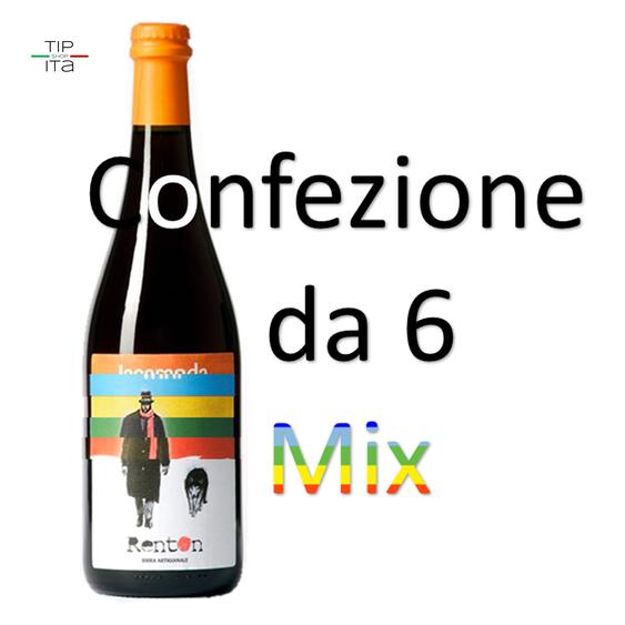 Birra Confezione Mix - 6x0,75l