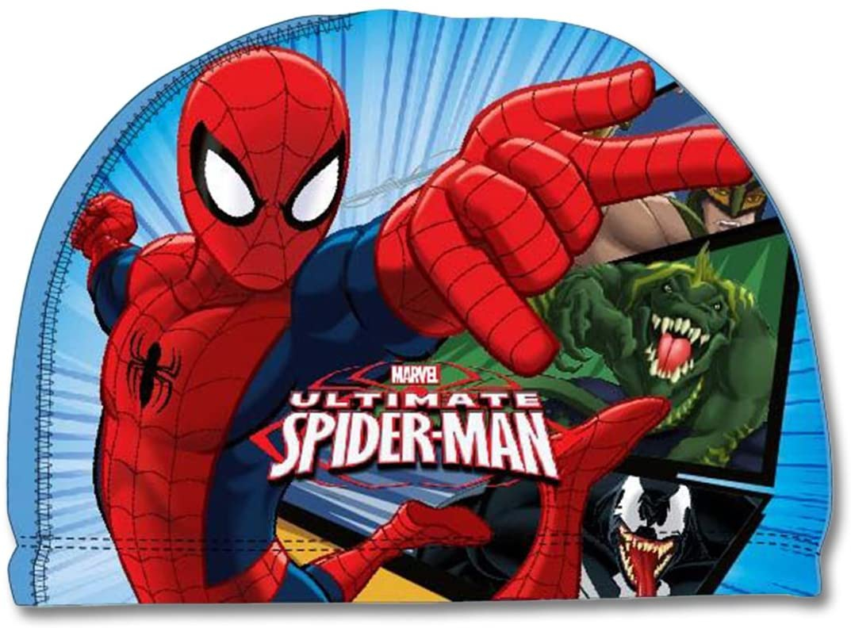 Cuffia da Nuoto Spiderman per Bambino