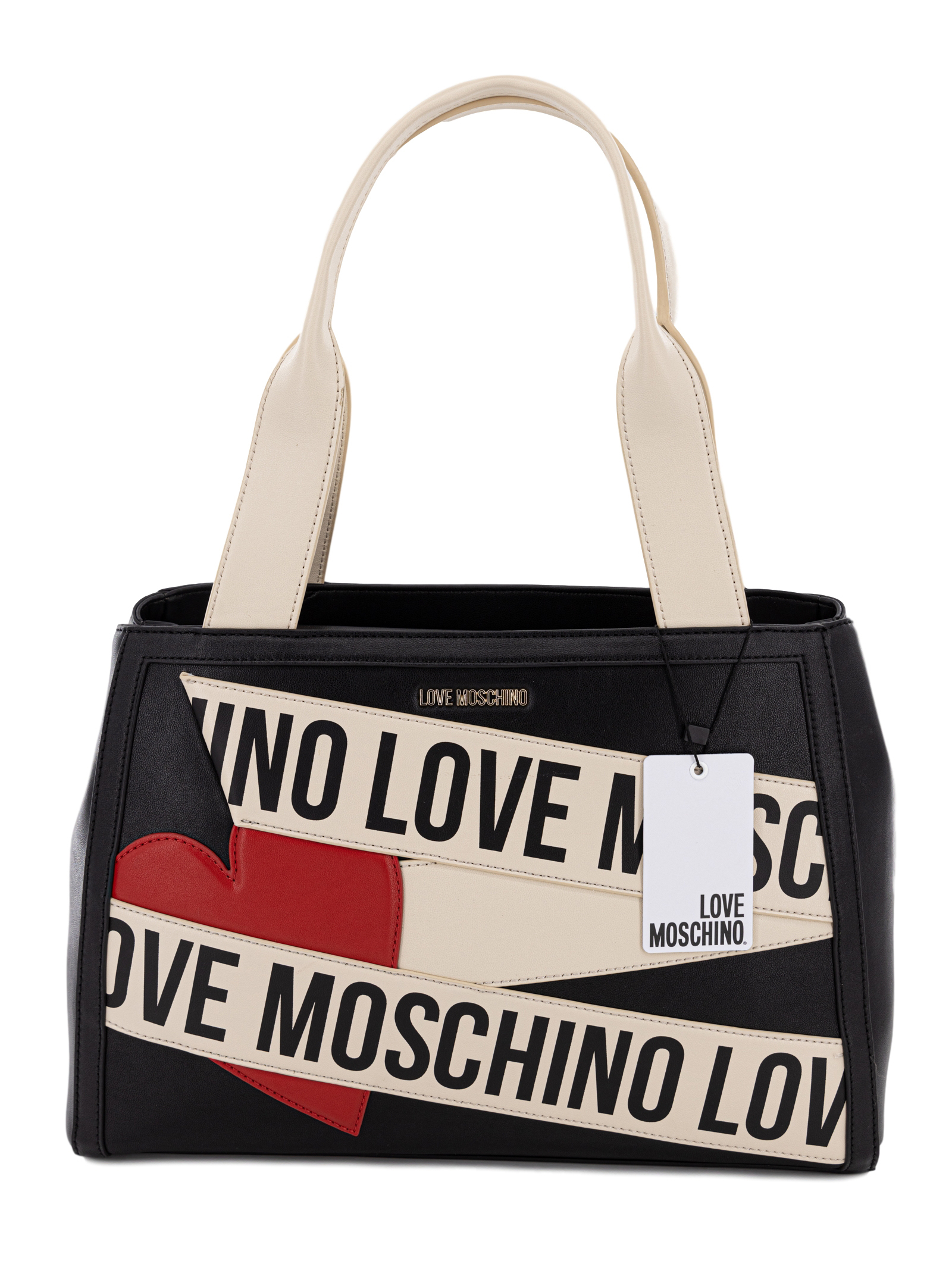 Shopping Love Moschino JC4026PP1BLD100A Nero/Avorio