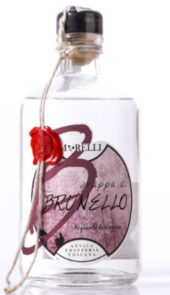 Grappa Morelli Di Brunello Farmacia LT.1