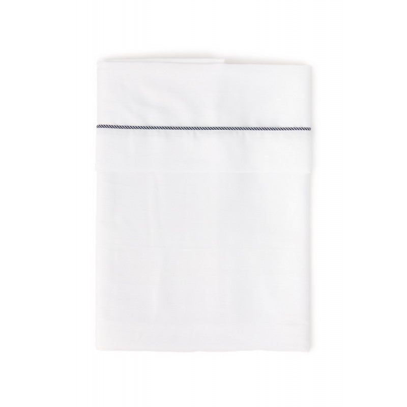 Set Lenzuola per lettino Bedsheet 100x140 cm Bamboom Cordino Stripe