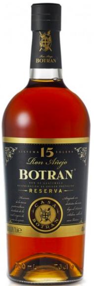 Rum Botran Reserva Guatemala 15 anni CL.70