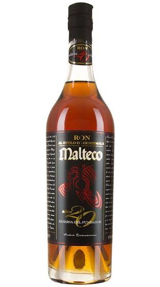 Rum Malteco 20 Anni Guatemala CL.70