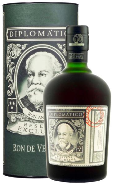 Rum Diplomatico Riserva Exclusiva Venezuela CL.70