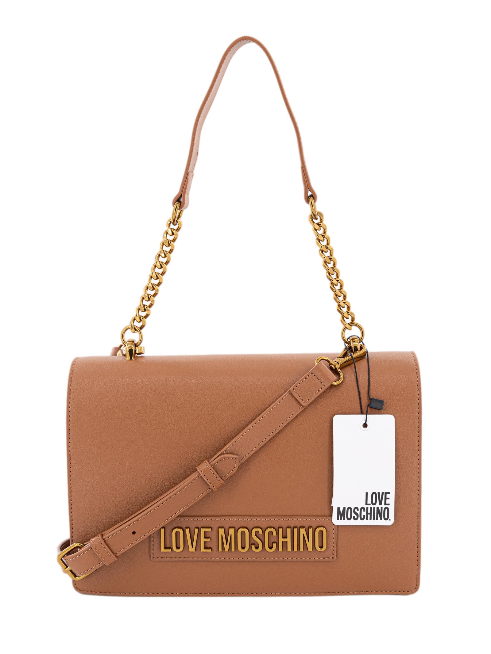 Borsa tracolla Love Moschino JC4064PP1BLK0200 Cuoio