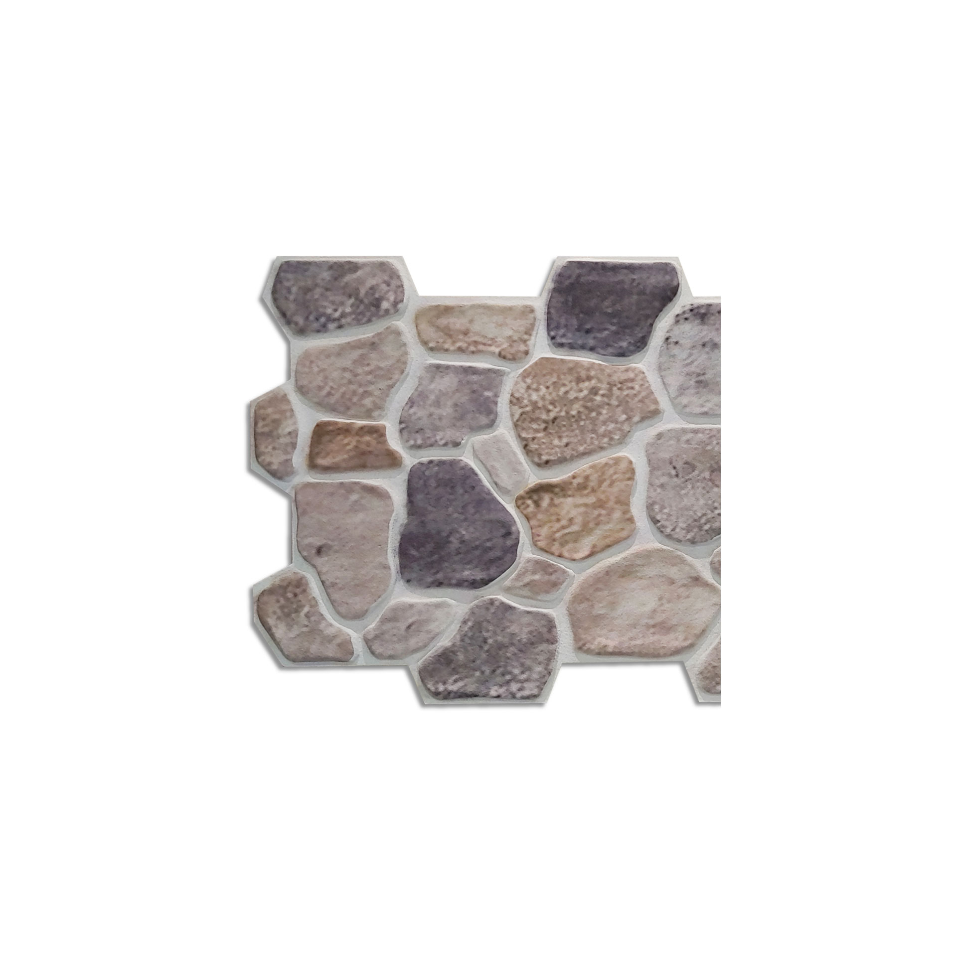 Classic Covered Stone Panel Vesuviana Sample