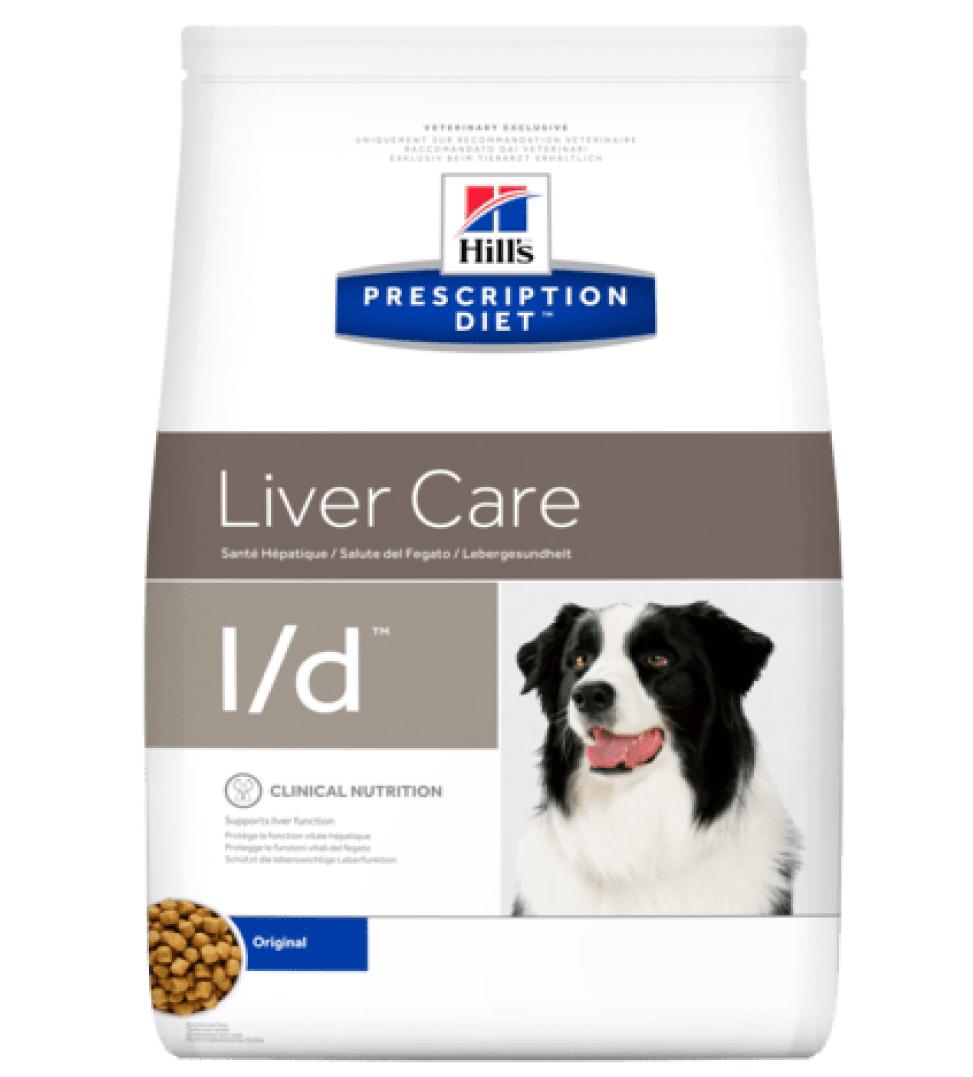 Hill's - Prescription Diet Canine - l/d - 5kg