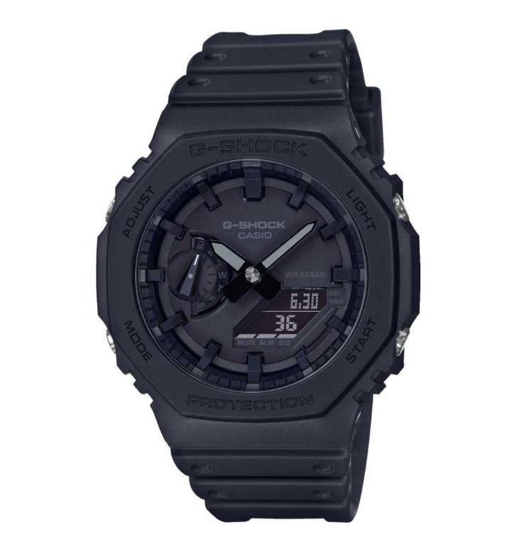 Casio G-Shock orologio digitale multifunzione, total black