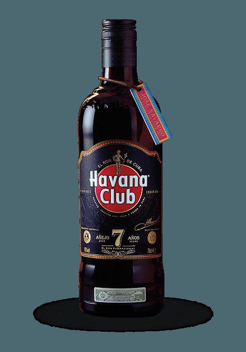 Rum Havana Club 7 Anni CL.70