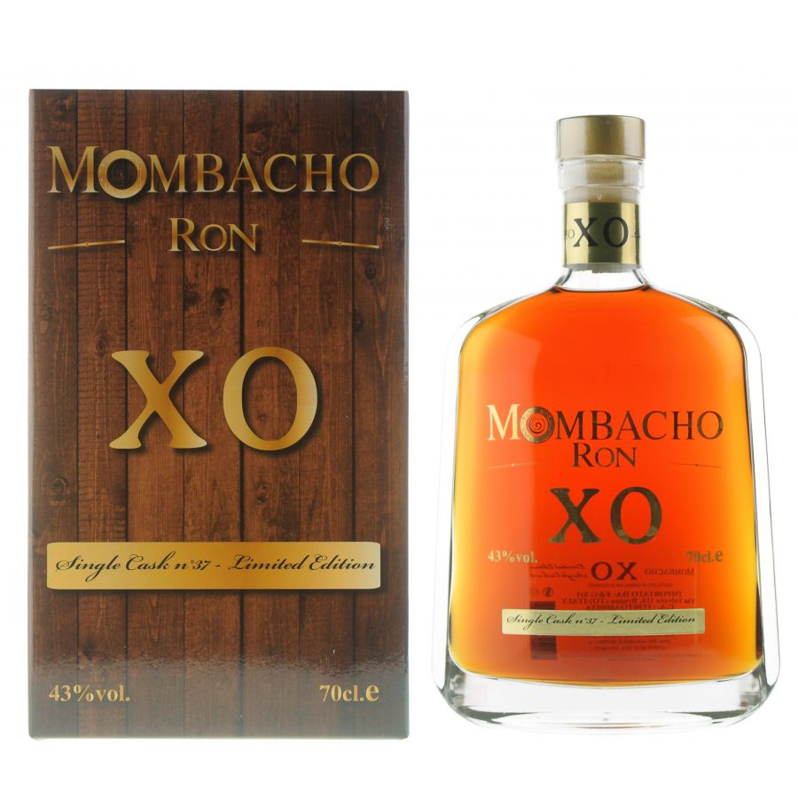 Rum Mombacho X.O. Limited Edition CL.70