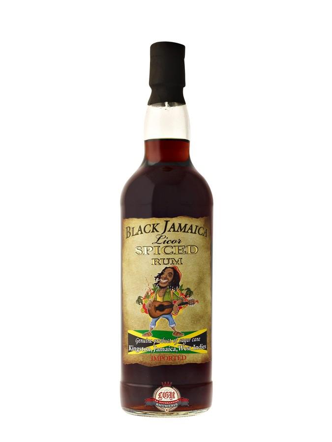 Rum Black Jamaica Spiced CL.70
