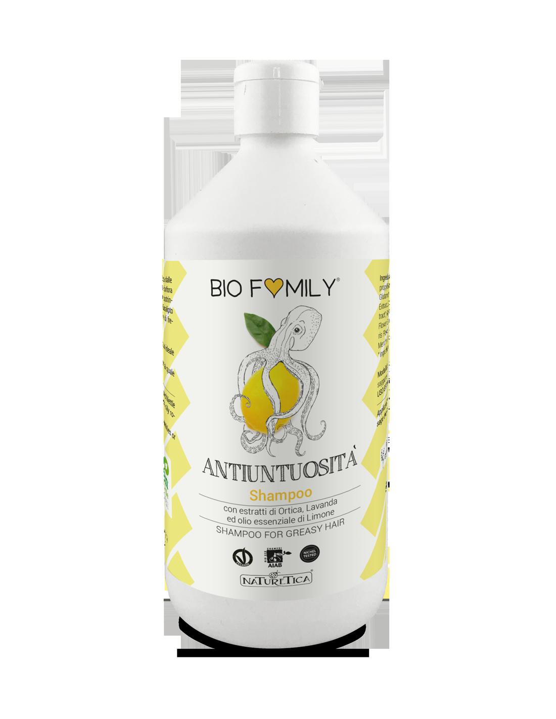BioFamily Shampoo Anti-untuosità