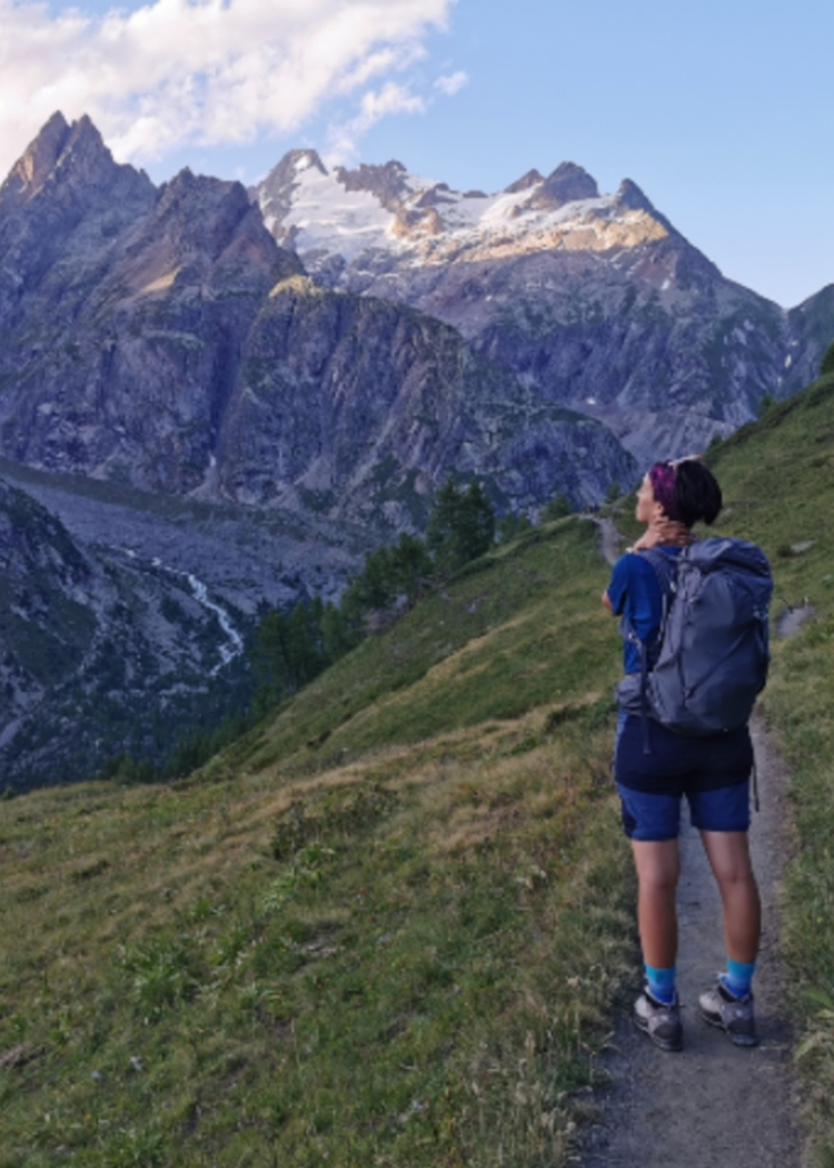 Garmont - The Tour du Mont-Blanc: goal achieved!