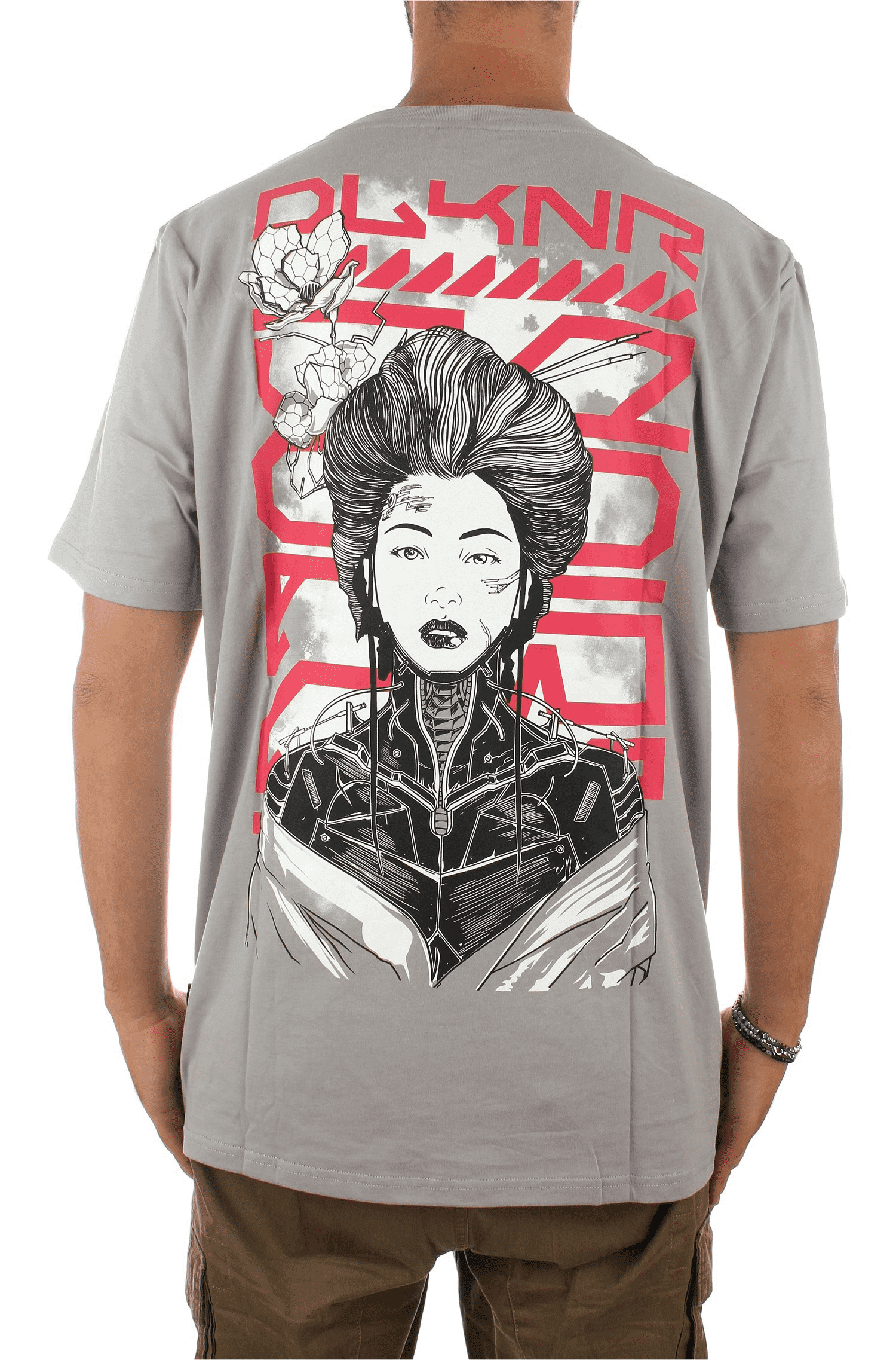 T-Shirt Dolly Noire Metal Geisha