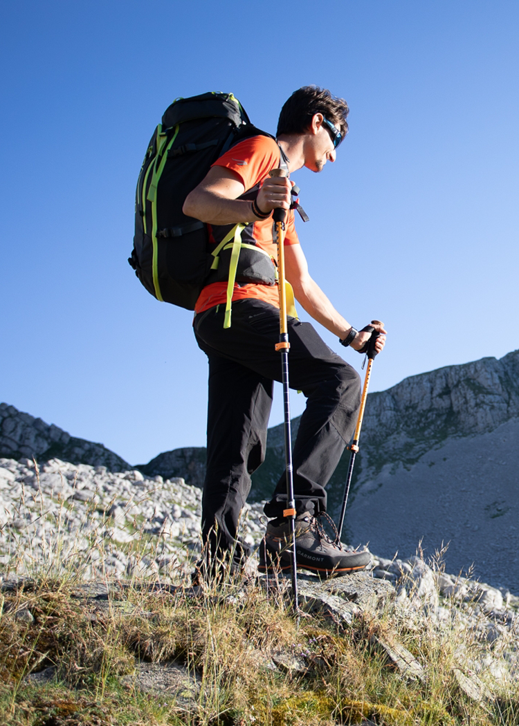 Garmont - What to wear in the mountains: the expert's advice