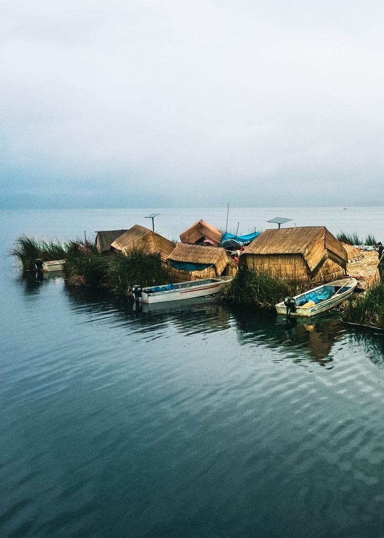 Garmont - Itinerario in Perù: a filo d'acqua dalla laguna Humantay al lago Titicaca