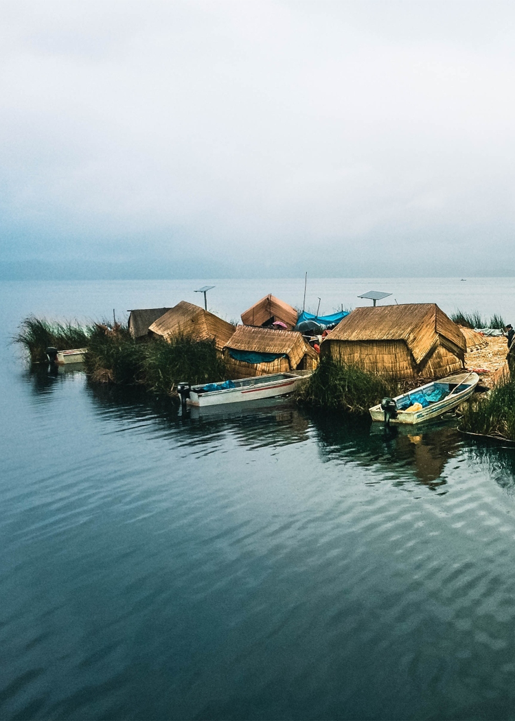 Garmont -  Itinerary in Peru: from the Humantay lagoon to Lake Titicaca