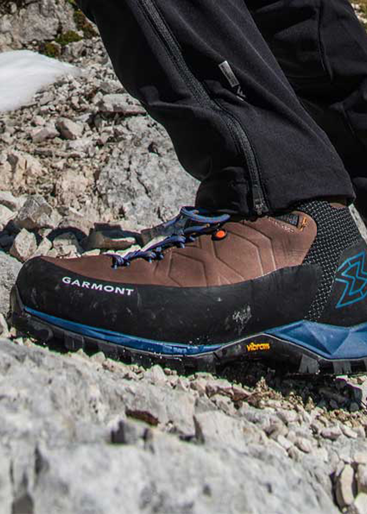 Garmont - Toubkal: the perfect boot for challenging excursions