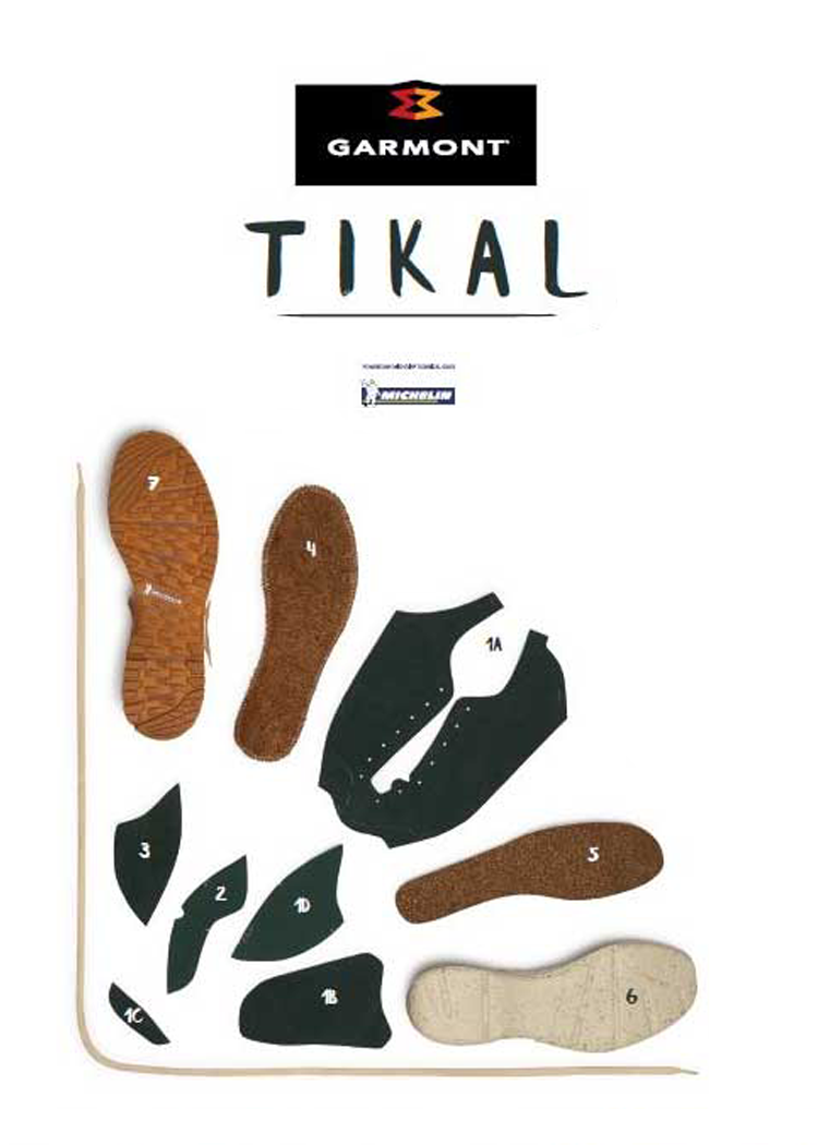 Garmont - Tikal: from the great outdoors to the city, with just one shoe