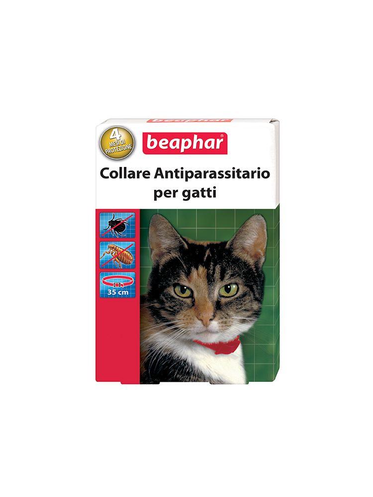 Beaphar Collare antiparassitario Gatto 35cm