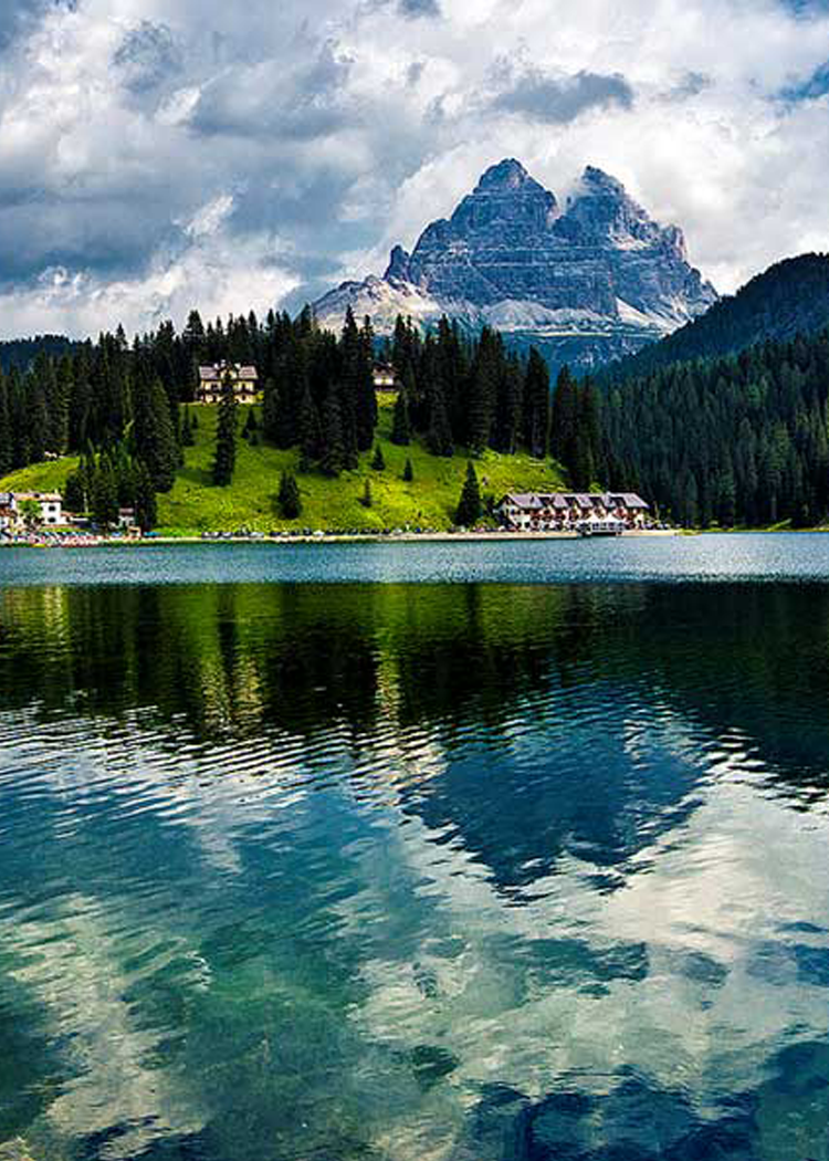 Garmont - THE LEGEND OF MISURINA LAKE