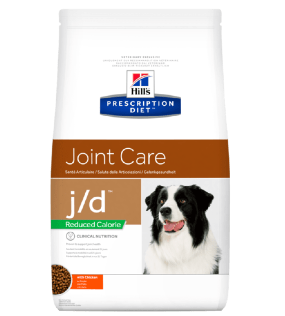 Hill's - Prescription Diet Canine - j/d Reduced Calorie - 12 kg