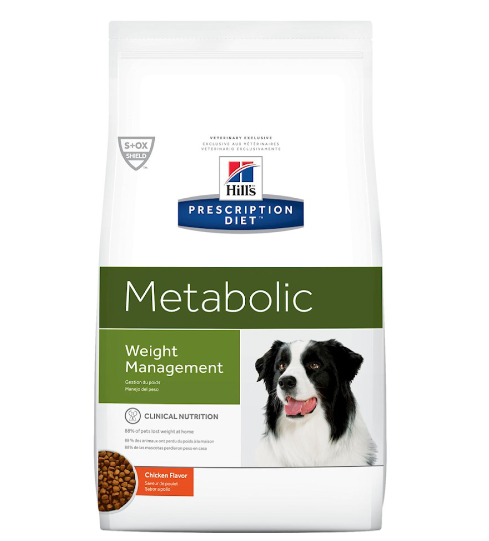 Hill's - Prescription Diet Canine - Metabolic - 4 kg