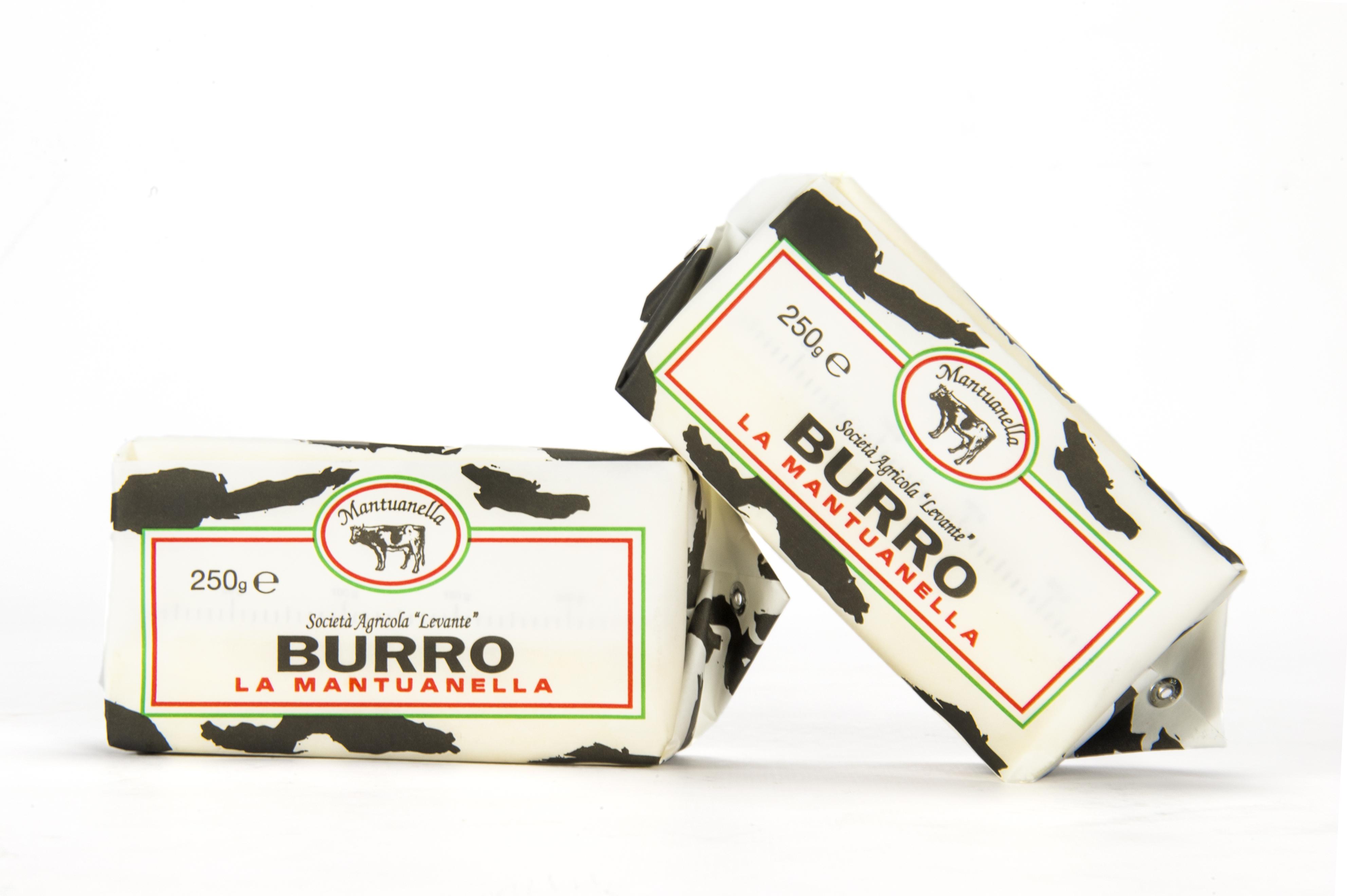 BURRO MANTUANELLA 250 gr