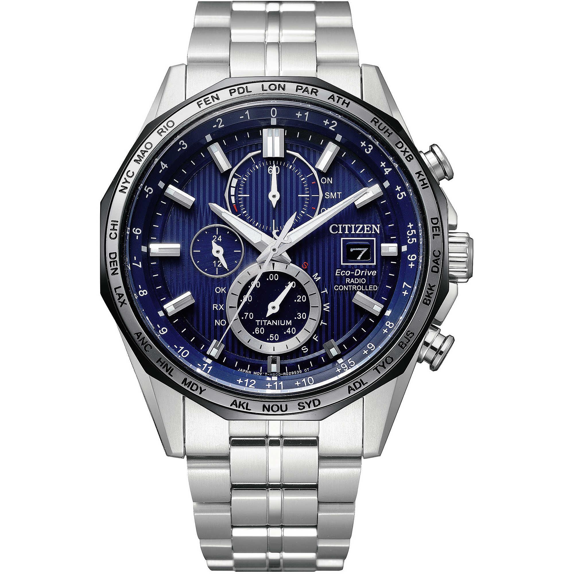 Citizen orologio cronografo uomo Citizen H 800