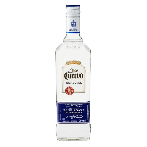 Tequila Jose Cuervo Silver Mexico LT.1