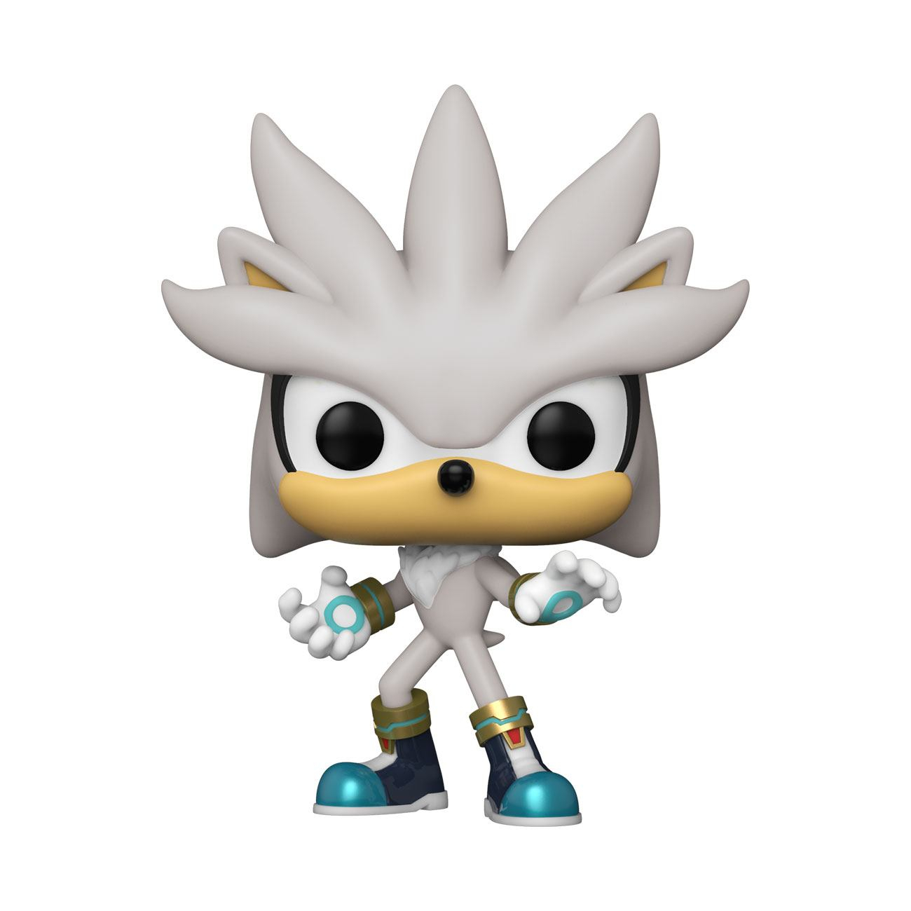 *PREORDER* Sonic the Hedgehog POP! Vinyl Figure: SILVER THE HEDGEHOG - SONIC 30th by Funko