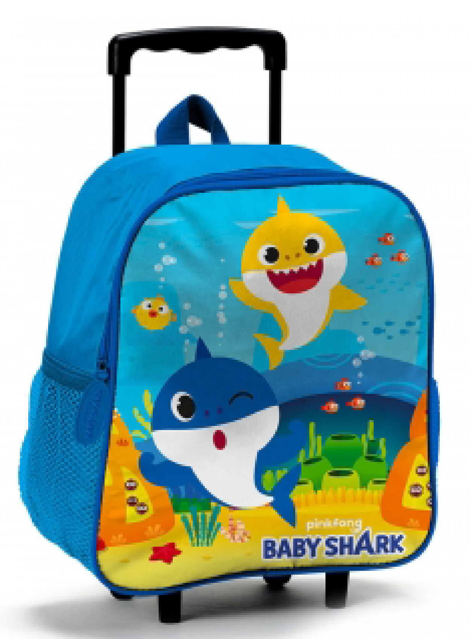 Trolley Baby Shark Bambina 27x31x11 cm Stagione 2020/2021