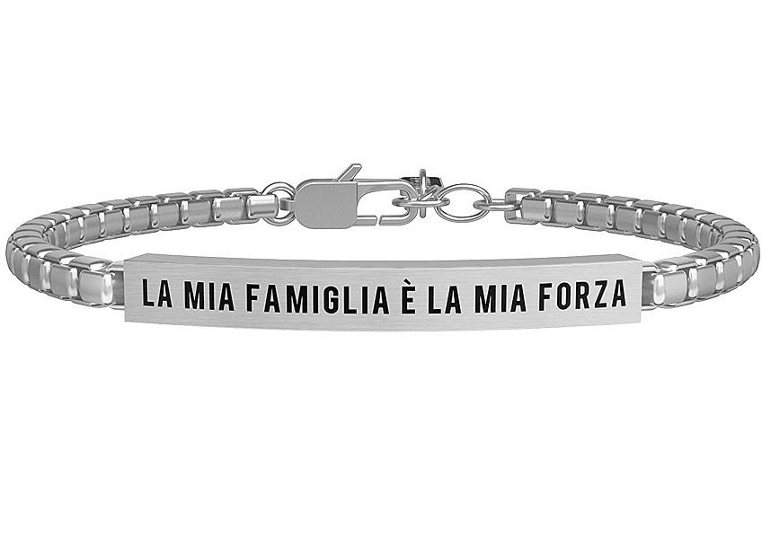 Kidult Bracciale Family, La mia famiglia è ...
