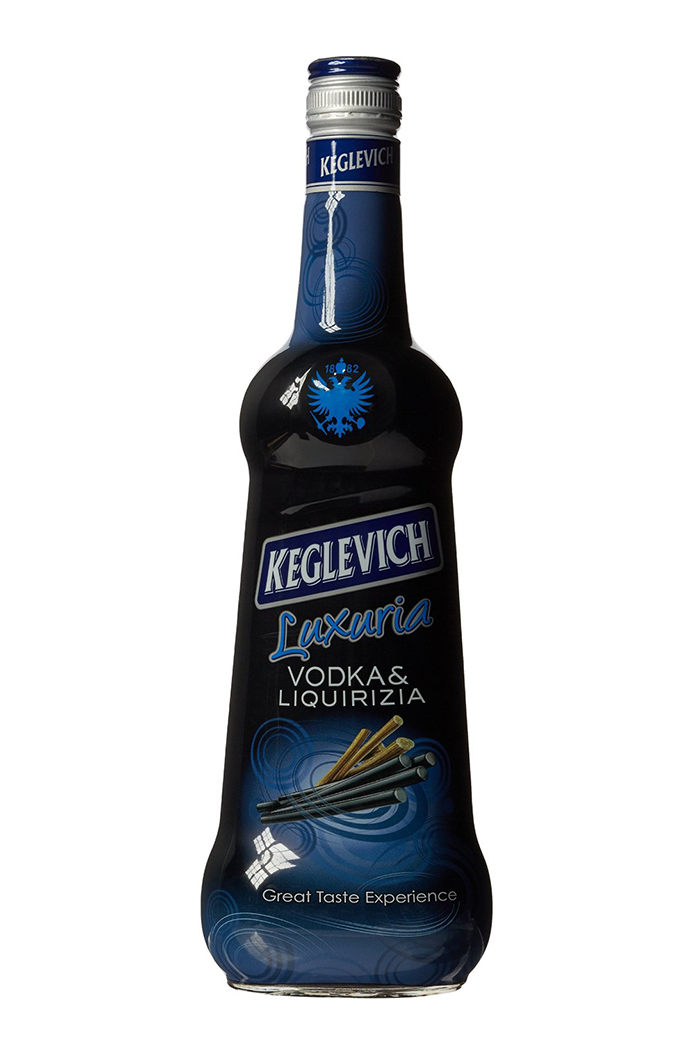 Vodka Keglevich Alla Liquirizia CL.70