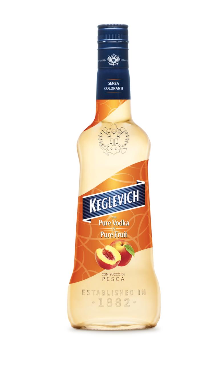 Vodka Keglevich Alla Pesca LT.1